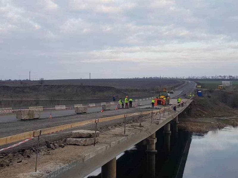 В Александрийском районе отремонтируют 5 мостов