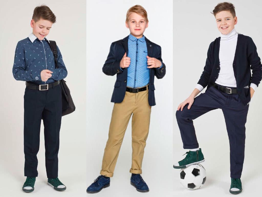 Удобные, но модные брюки для мальчиков: что нужно знать о грамотном выборе верхней одежды