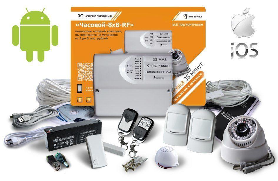 GSM сигнализация с видеонаблюдением: что нужно знать перед покупкой