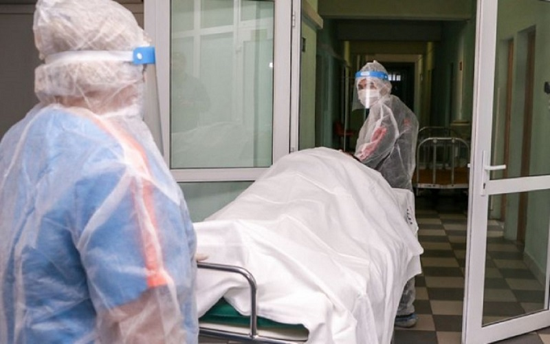 12 жителей Кировоградской области умерли от COVID-19, в их числе трое жителей Александрии и района