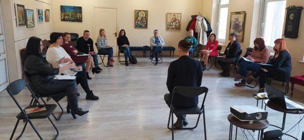 В Александрии состоится бесплатный тренинг для журналистов, учителей, психологов и социальных работников (АНОНС)