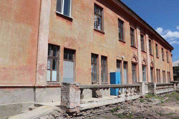 Впервые за 65 лет капитально отремонтируют инфекционное отделение городской больницы (ЭСКИЗ)