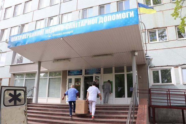 Александрия получила 52 кислородных концентраторов необходимых для лечения больных коронавирусом и пневмонией (ФОТО)