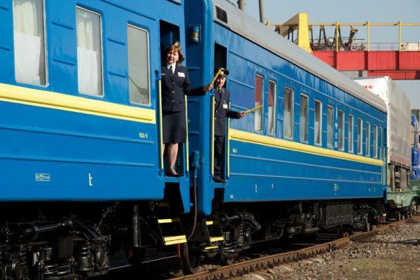 Через Александрию ежедневно будет ездить поезд на море