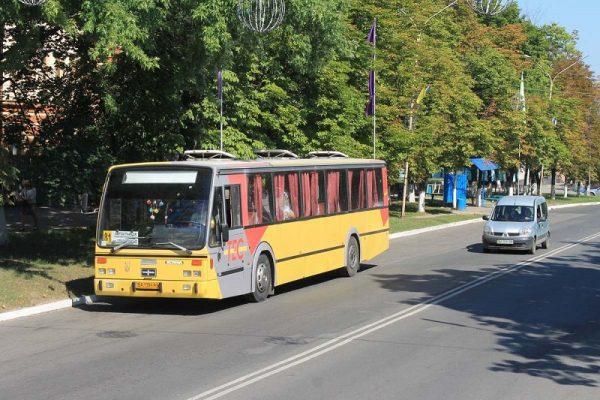 В День города Александрии ввели дополнительные вечерние рейсы в Головковку и Александрийское