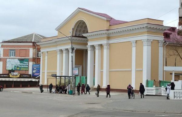Возле бывшего кинотеатра «Жовтень» состоится театрализованная акция