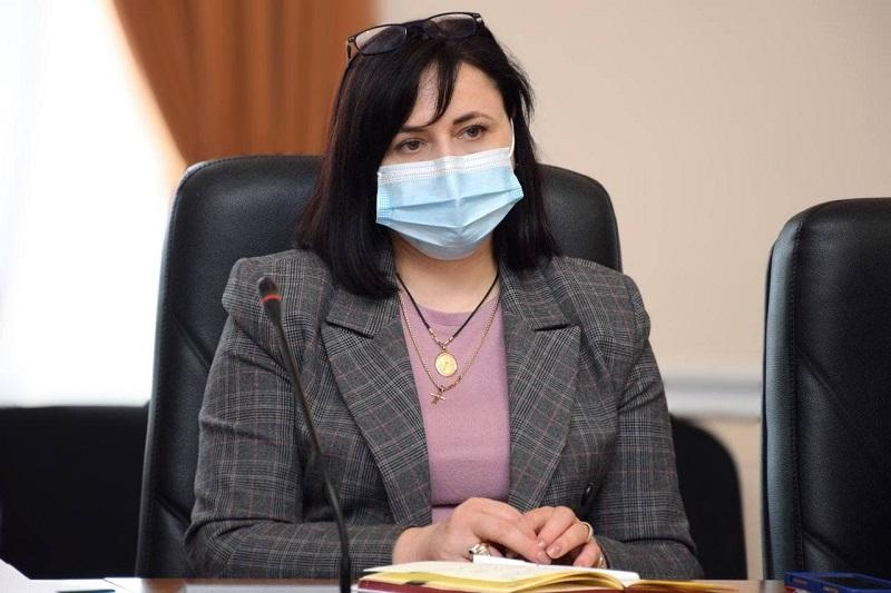 Кабмин согласовал назначение Марии Черной на должность нового головы Кировоградской ОГА