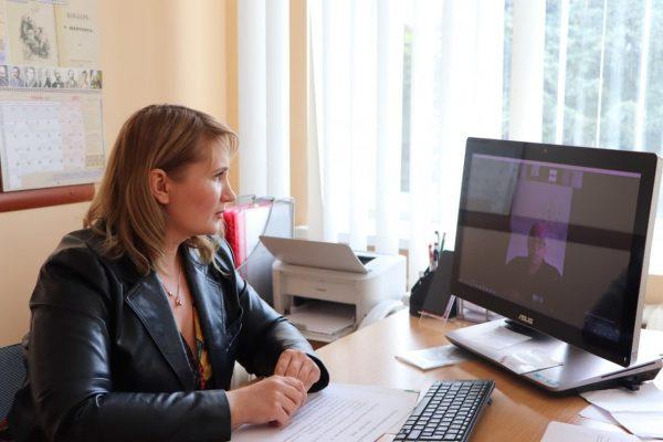 Мониторинговая группа миссии ОБСЕ поинтересовалась ситуацией в Александрии