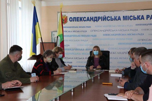 Организационный комитет предварительно обсудил мероприятия ко Дню города