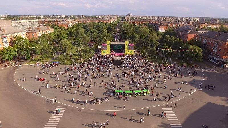 На молодежь Александрии ожидает дискотека, фестиваль уличных культур и диджей-сет