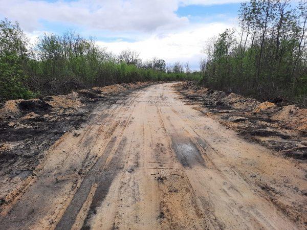 В связи с ремонтом путепровода между Веселым и Пантаевкой будет действовать объездная дорога (ФОТО)