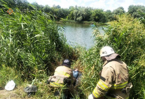 В водоемах Кировоградской области утонули 46-тилетний и 52-летний мужчины (ФОТО)