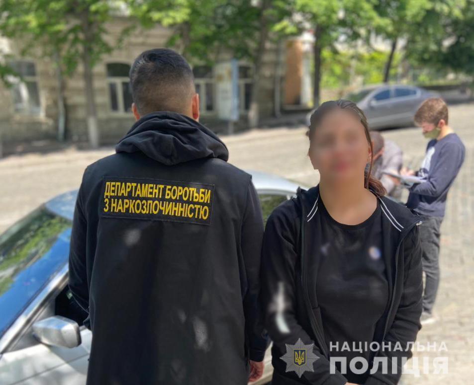 На Кировоградщине полицейские изъяли у 26-летней женщины психотропное вещество и оборудование для нарколаборатории (ФОТО)