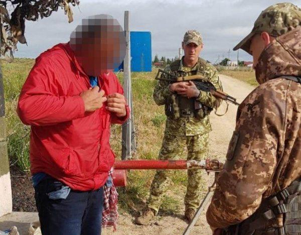 Александриец, которого обвиняют в умышленном убийстве, пытался сбежать в Крым