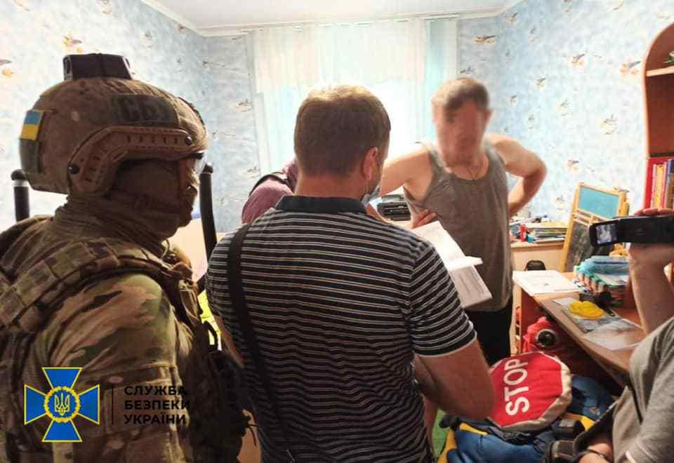 На Кировоградщине СБУ заблокировала деятельность радикально настроенного интернет-агитатора (ФОТО)