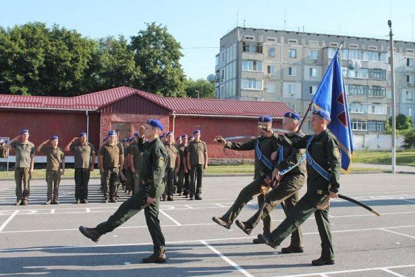 Александрийская воинская часть отметила 29-ю годовщину в составе Национальной гвардии Украины (ФОТО)