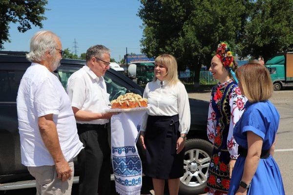 Посол Словацкой Республики открыл выставку современного искусства в Александрии (ФОТО)