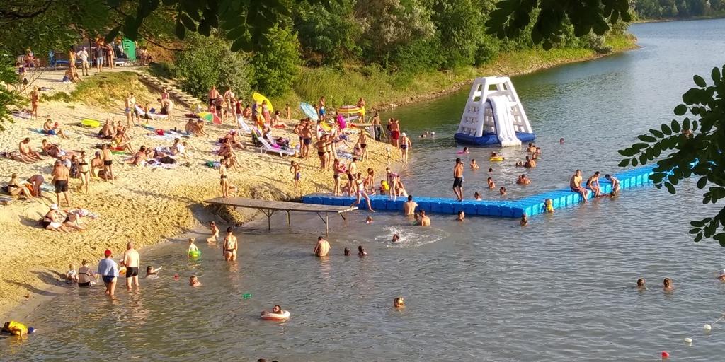 В Александрии на Байдаковском пляже утонула несовершеннолетняя девушка (ФОТО)