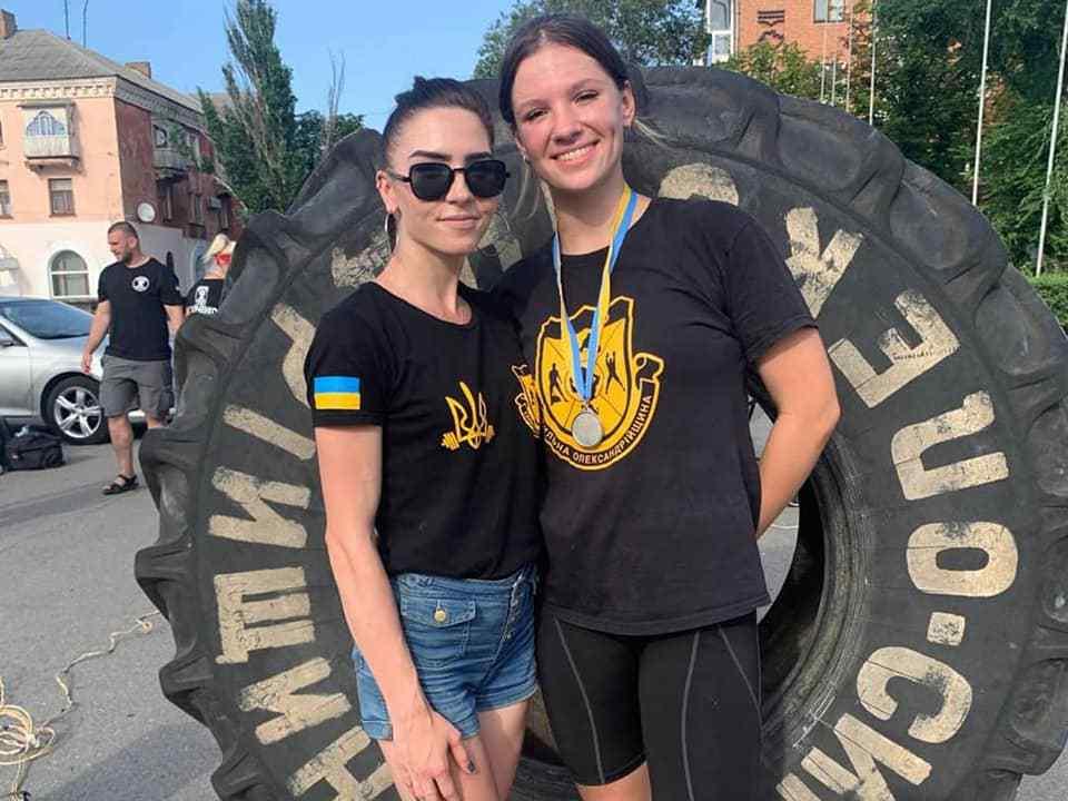 В Александрии по результатам соревнований определили самых сильных женщин и мужчин Кировоградской области (ФОТО)