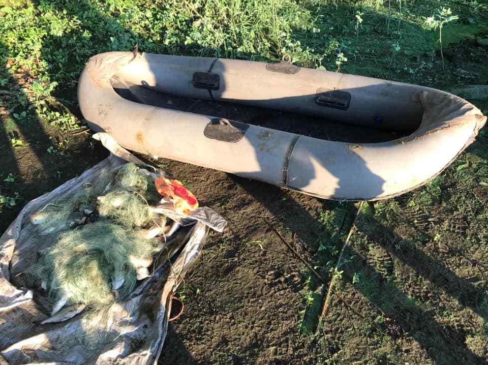 В Александрийском районе задержали рыбака за незаконный лов рыбы на сумму более 18 тыс. грн (ФОТО)
