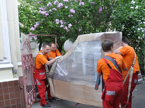 Перевозка рояля в Киеве с Грузар