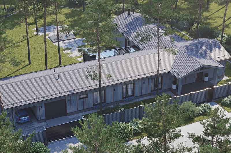 Преимущества кирпичных домов, особенности строительства