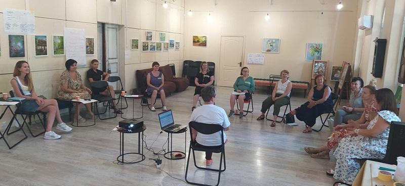 В Александрии для журналистов, учителей и психологов состоится бесплатный тренинг «Школа толерантности» (АНОНС)