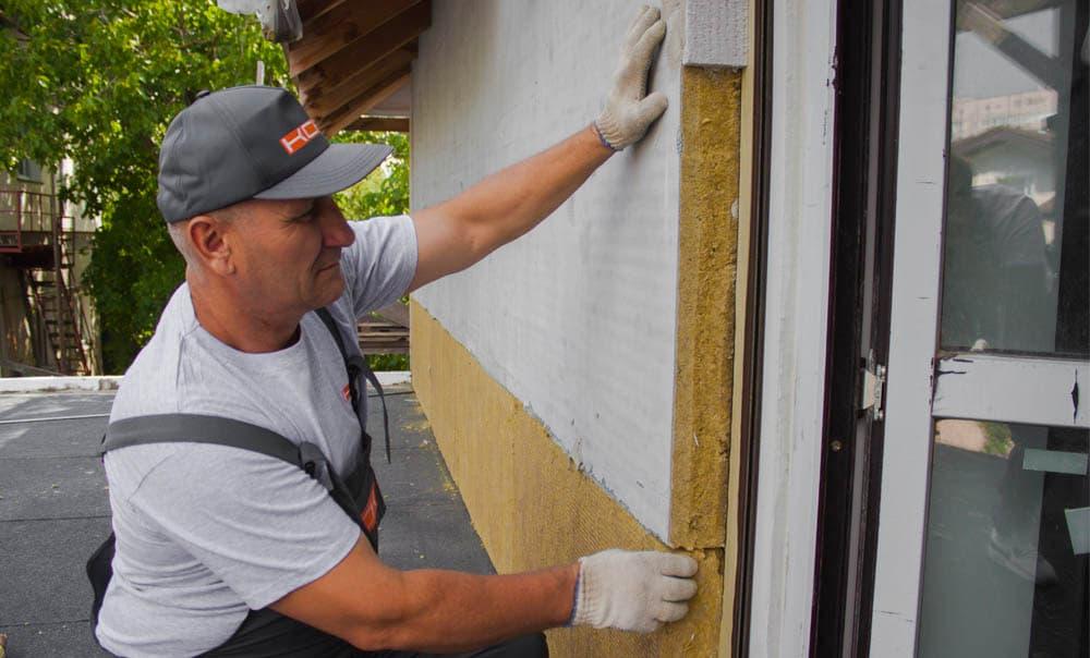 Пенопласт или минеральная вата – какой материал лучше подойдет для утепления фасада дома