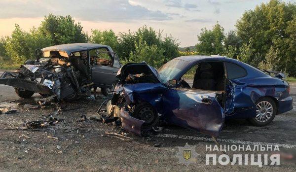 В ДТП погиб 20-летний житель Александрийщины, две несовершеннолетние александрийки получили травмы (ФОТО)