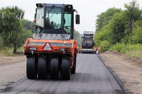 В Александрии дорогу по Новопражскому шоссе должны отремонтировать до конца сентября (ФОТО)
