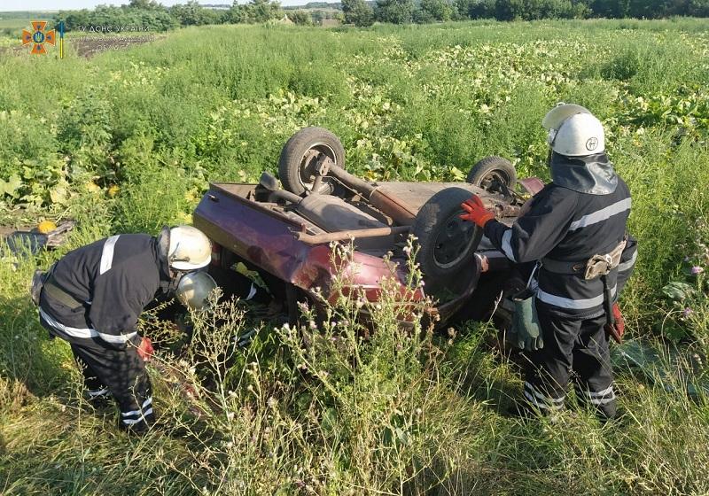 В Кировоградской области в ДТП погибла 42-летняя женщина (ФОТО)