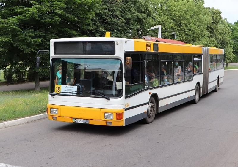 В День Независимости в Александрии будут осуществляться дополнительные автобусные рейсы (РАСПИСАНИЕ)