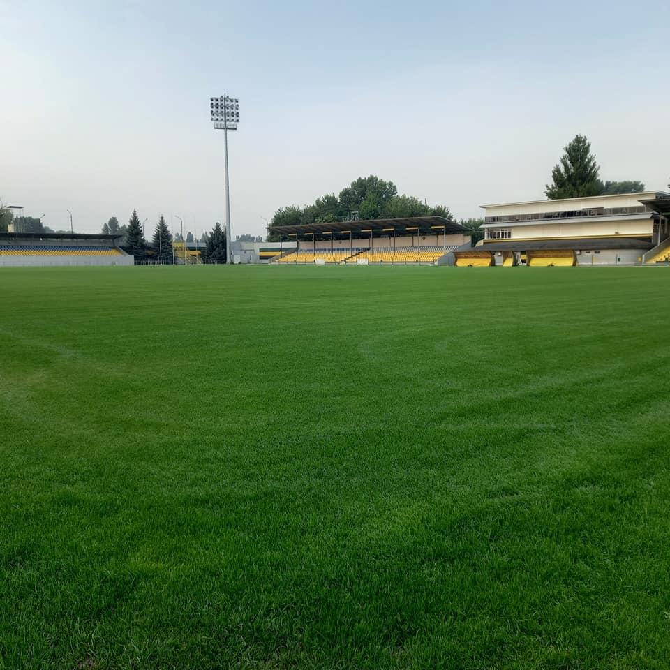 Кировоградское футбольное дерби пройдет на обновлённом поле стадиона «Ника»