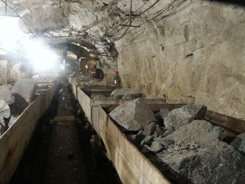 В Кировоградской области приостановили работу урановые шахты