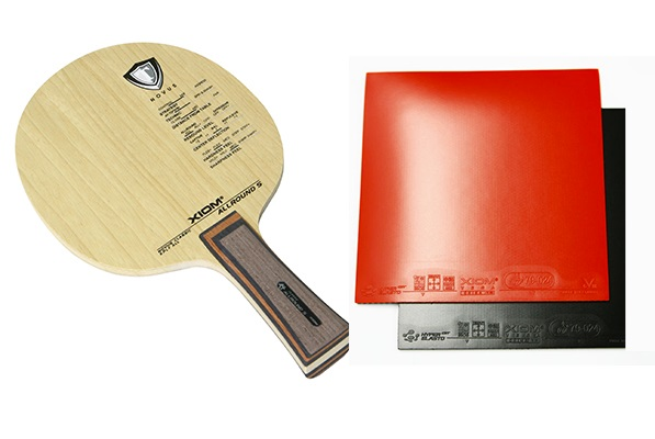 Достоинства сборных ракеток для настольного тенниса