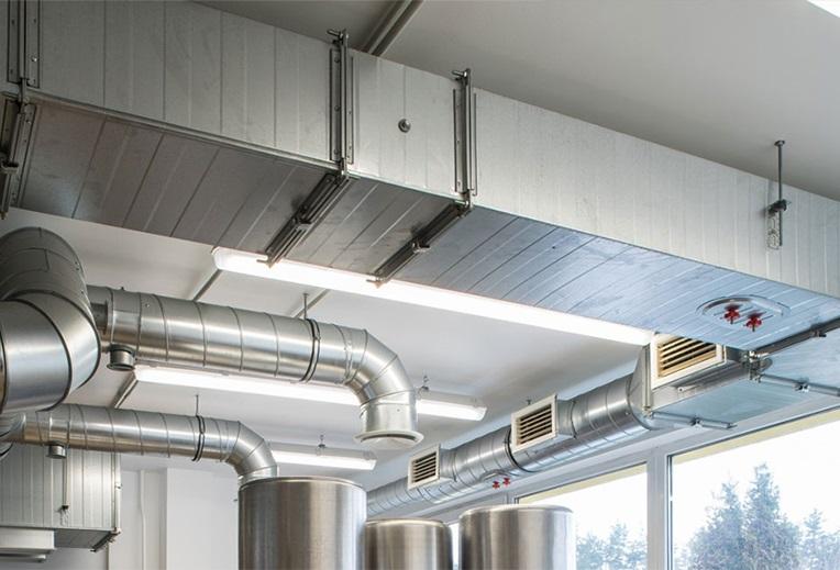 Вентиляционные системы: основные разновидности и критерии выбора