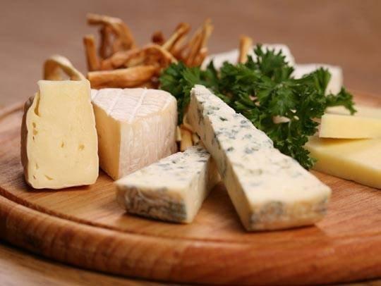 Виды сыра для фондю