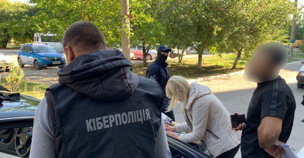 В Кировоградской области задержали банду кибермошенников: полицейские ищут жертв «банкиров»