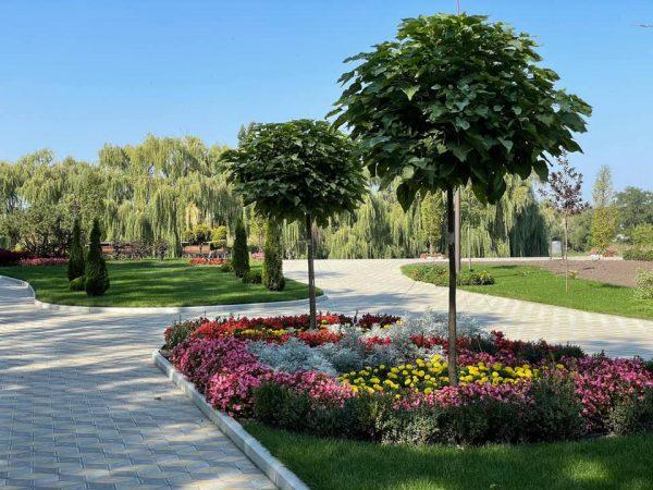 Стоимость строительства фонтана в парке Шевченко составит 13 млн. грн. Реконструкция парка продлится до 2023 года