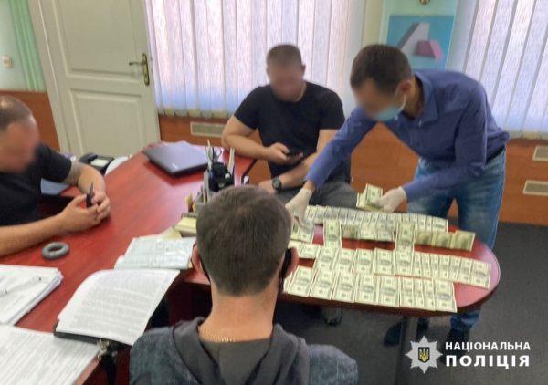 Александриец пытался откупиться взяткой в 10 тыс. долларов за совершение двух преступлений
