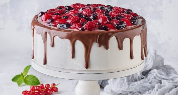 Торт к празднику — выбираем и заказываем правильно
