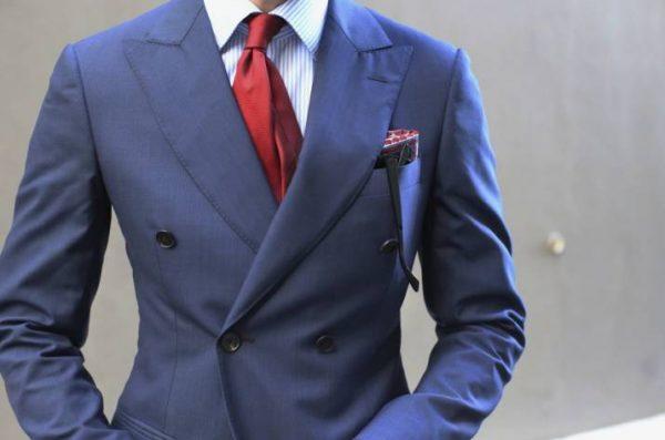 Пошив мужских костюмов на заказ – верное решение для успешных людей