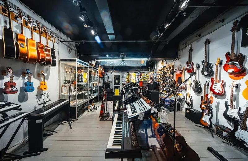 Jam – инструменты и аксессуары для занятий музыкой
