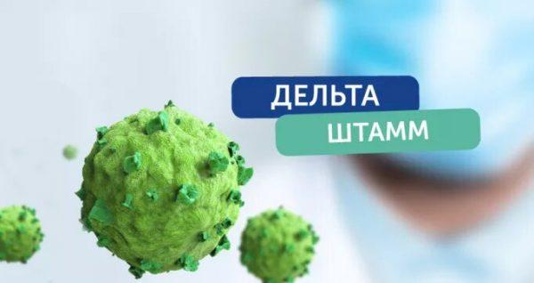 Еще 17 случаев с мутацией «Дельта» штамма СOVID-19 диагностировали на Кировоградщине