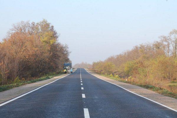 В этом году на эксплуатационное содержание дорог Кировоградской области выделили 284 млн. грн.