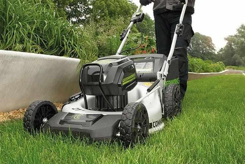 Как просто увеличить срок эксплуатации аккумуляторной газонокосилки